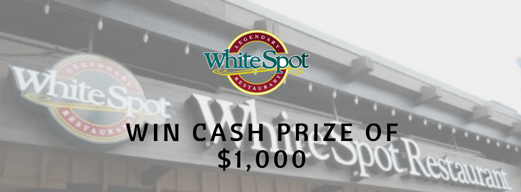 White Spot Rewards