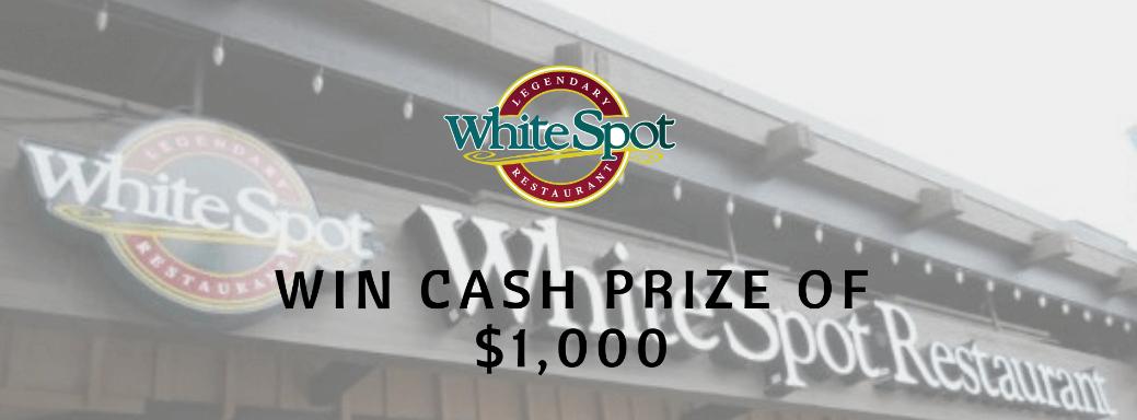 White Spot Rewards