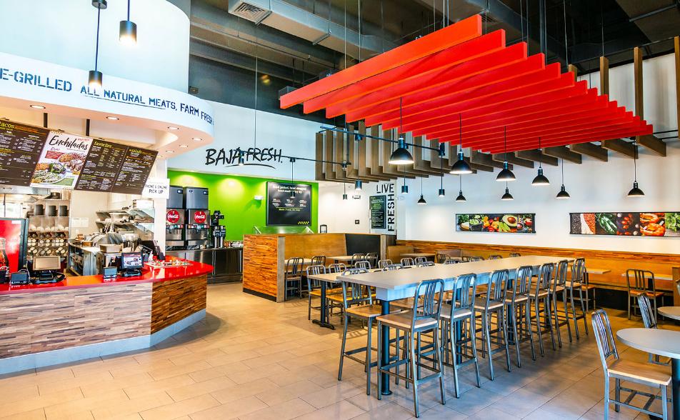 Baja Fresh Restaurant Company