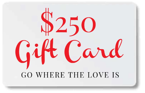 Amelia's Survey Rewards #250 Gift Card