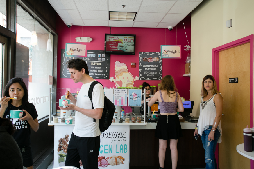 Frozen Yogurt Market