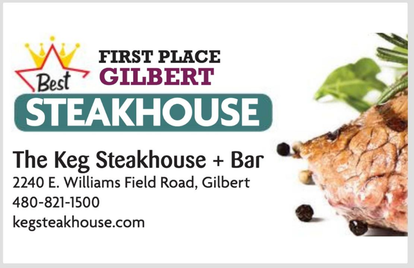 The Keg Steakhouse + Bar - Contact Us