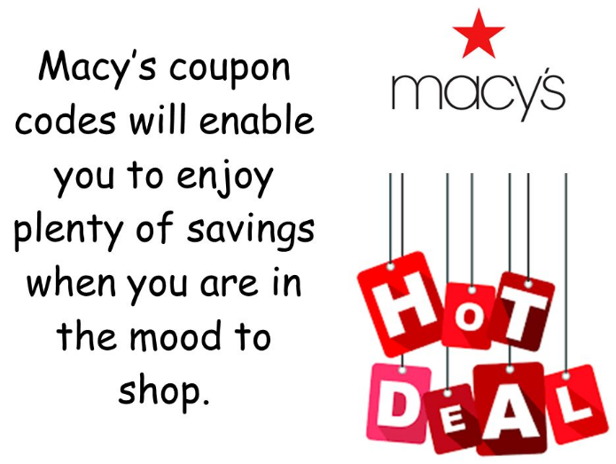 Macy's Rewards - Macy's Coupons Code