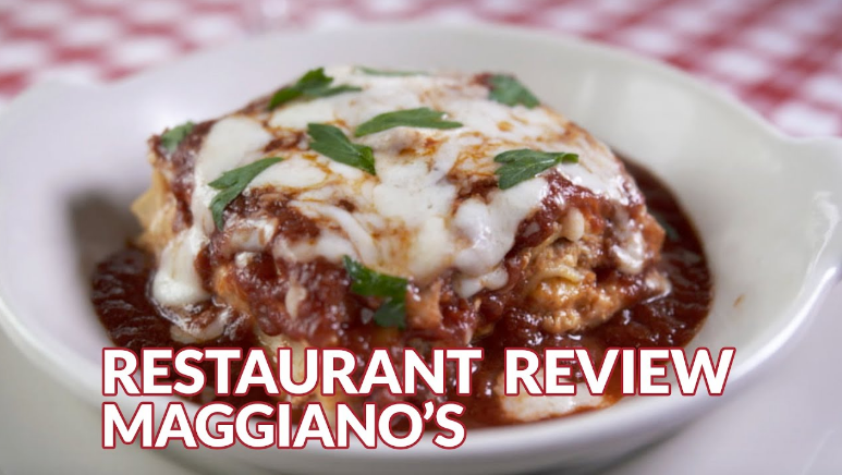 Maggiano's Customer Experience Survey