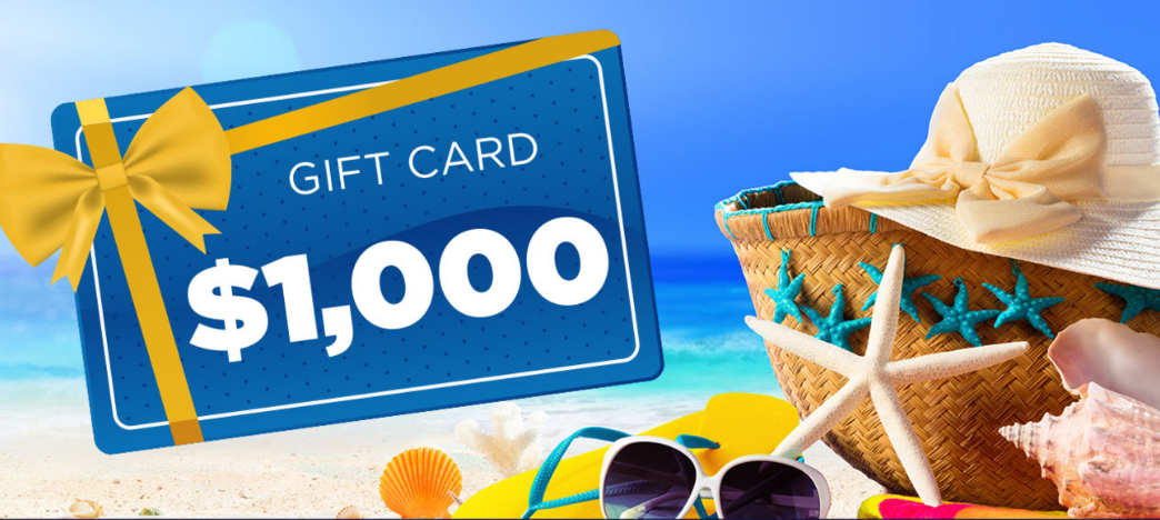 Meijer Rewards - $1000 Gift Card