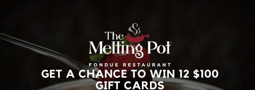 Melting Pot Fondue Rewards