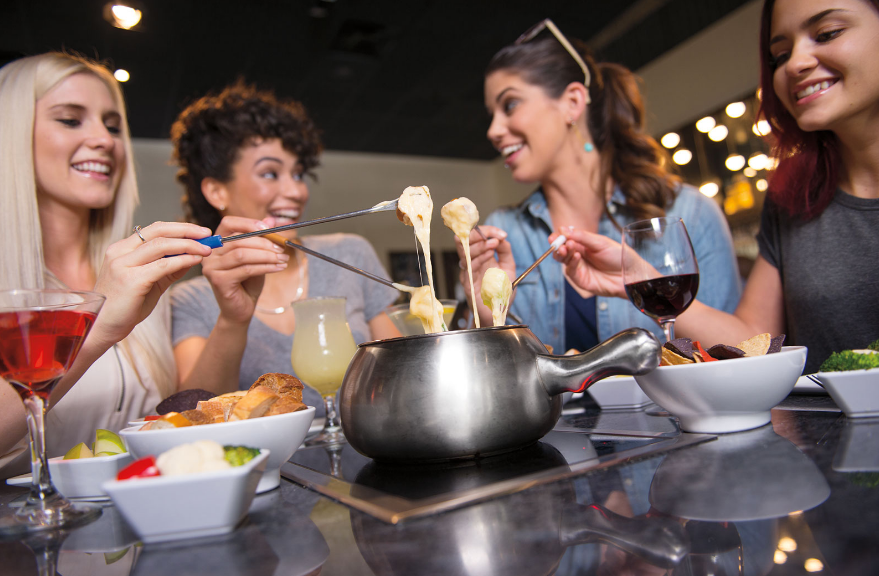 Melting Pot Fondue Customer Survey