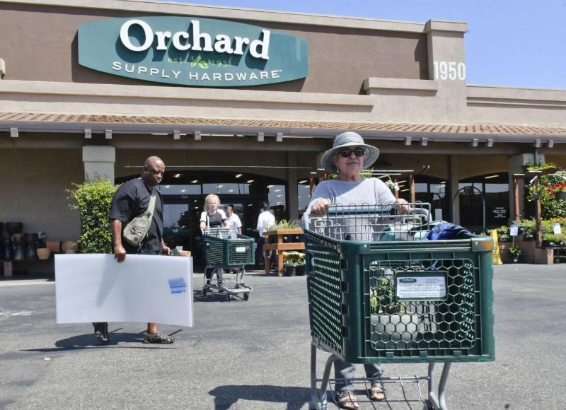 Orchard Supply Hardware Customer Feedback Survey