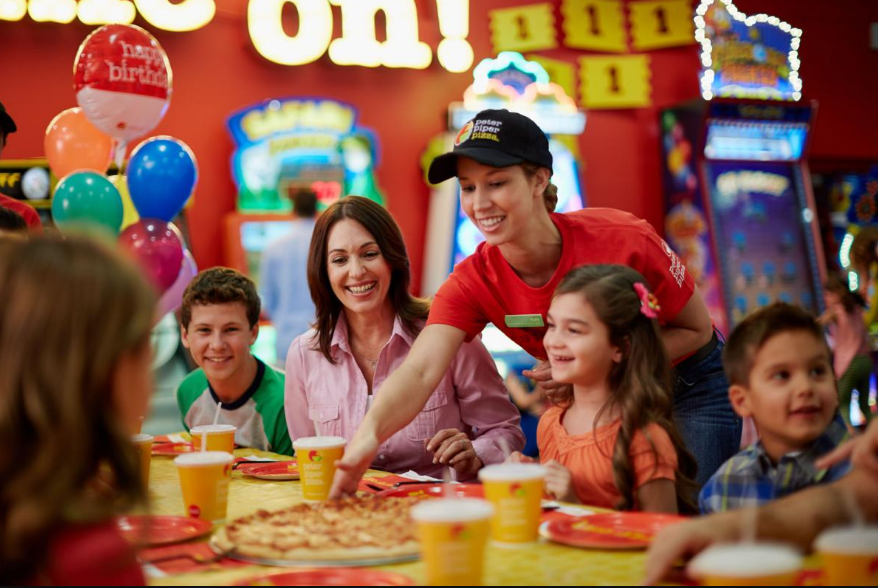 Peter Piper Pizza Listens Survey