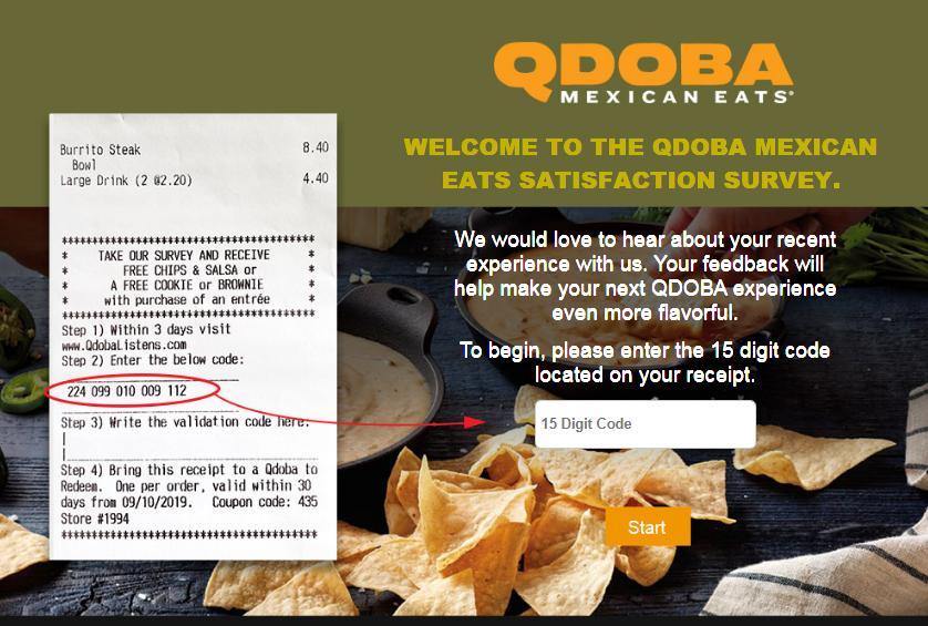 Qdoba Mexican Grill Coupons