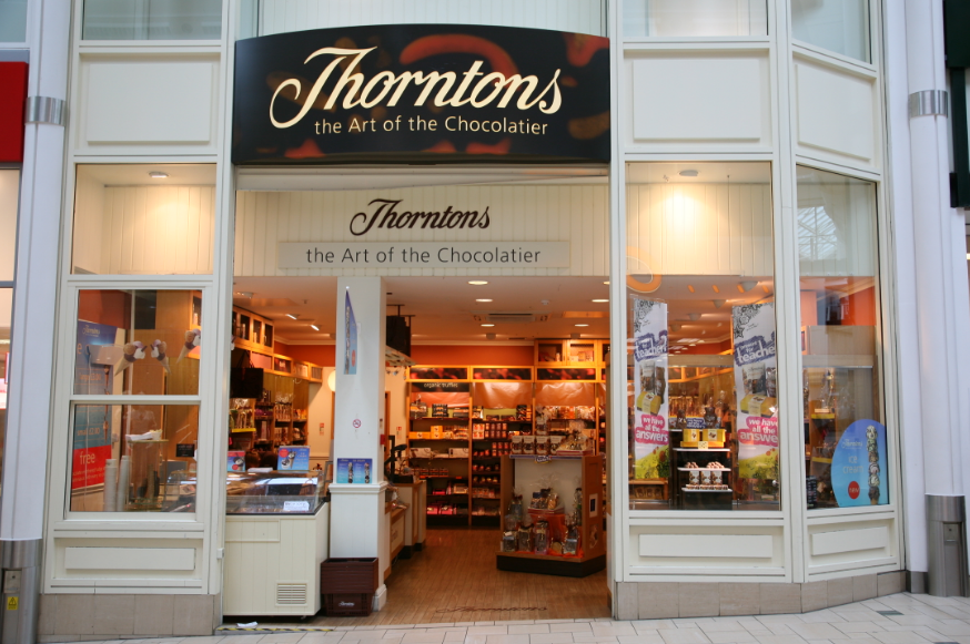 Thorntons Customer Survey