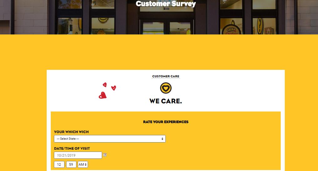 www.whichwich.com/survey/.