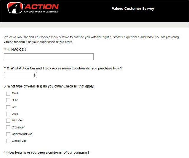 Michelin Wiper Promo Online Survey