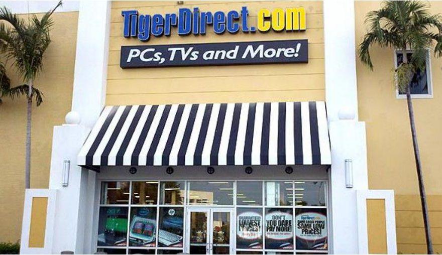 Tiger Direct Guest Survey