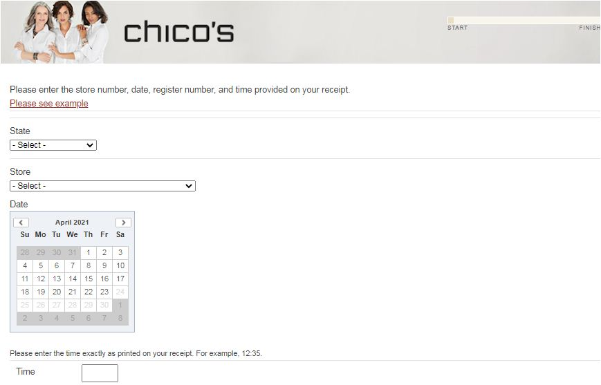 Chicos Survey