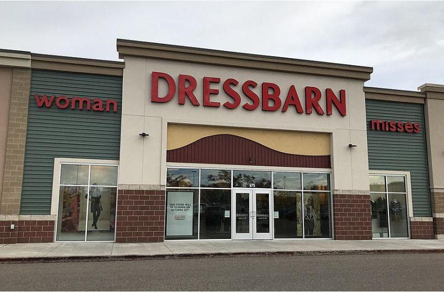 DressBarn Receipt Survey