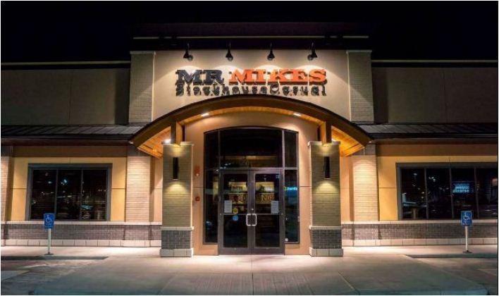 Mr. Mikes Steakhouse & Bar Survey