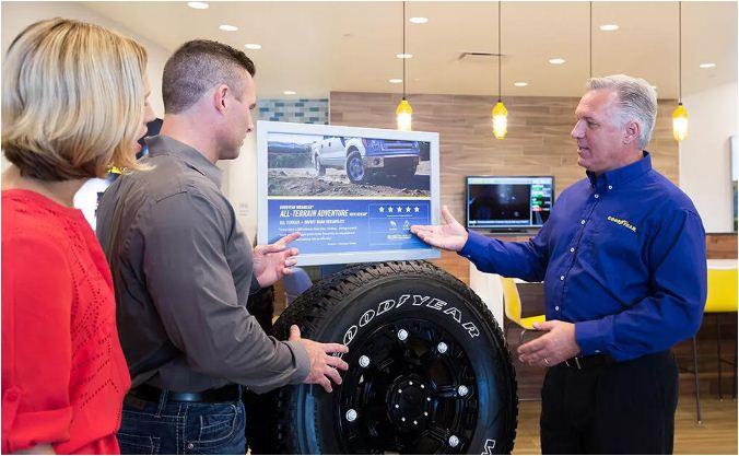 Big O Tires Guest Survey