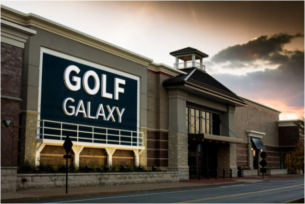 Golf Galaxy Guest Survey