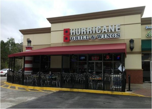 Hurrican Grill & Wings Review Survey
