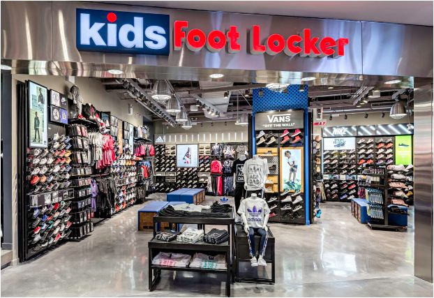 Kids Foot Locker Guest Survey