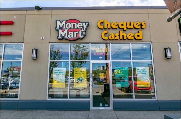 Money Mart Guest Survey