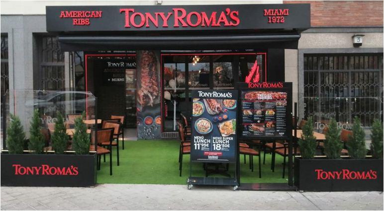 Tony Roma's Satisfaction Survey